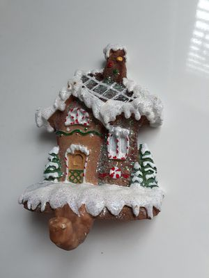 Christmas chimney decoration for Sale in Annandale, VA