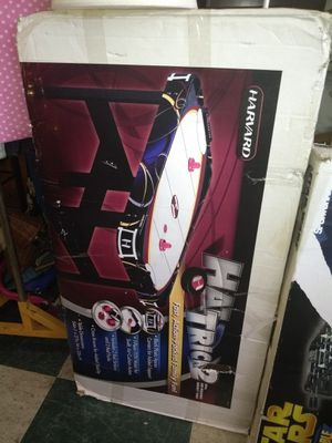 Harvard air hockey table 54-inch 32in width new in the box for Sale in Gulfport, FL