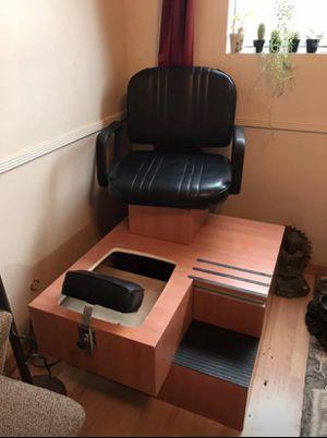 Pedicure Throne for Sale in Arroyo Grande, CA