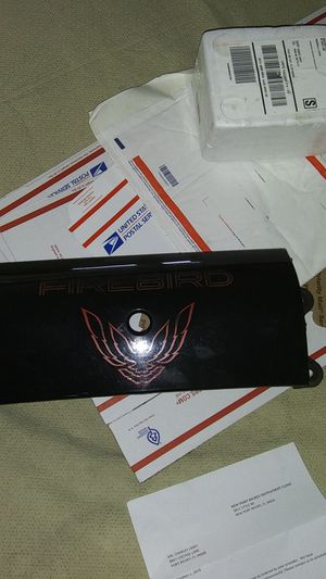 1993 - 02 Firebird Trans Am tail light center filler NO CRACKS LT1 LS1 for Sale in Port Richey, FL