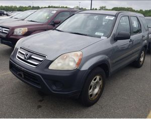 2006 Honda CR-V 4WD LX AT for Sale in East Hartford, CT