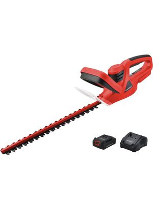 PowerSmart 20V Lithium-Ion Cordless Hedge Trimmer, 1.5 Ah Battery and Charger Included PS76105A for Sale in Central Falls, RI