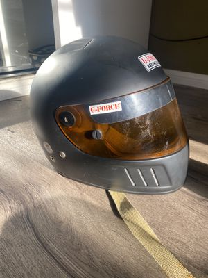 Gforce racing helmet for Sale in Rancho Cucamonga, CA