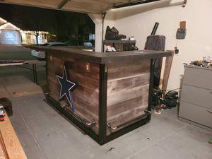 Custom Made Dallas Cowboys Bar for Sale in Fresno, CA