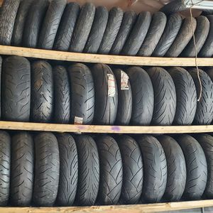 190 Good used 200 Motorcycle tires 120 for sale 180 for Sale in Glen Burnie, MD