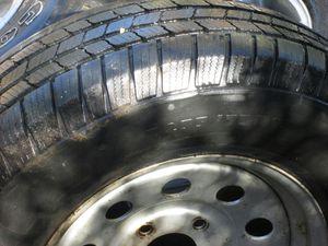 Trailer rim and tire 2357515 for Sale in El Mirage, AZ