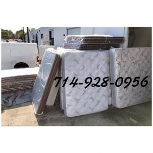 Euro Top Mattress! All Sizes !! Free Delivery!! 😊 for Sale in San Diego, CA