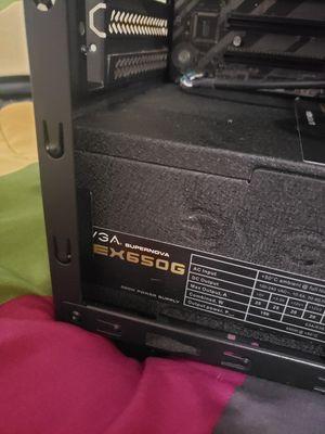 EVGA SuperNOVA 650 G1 120-G1-0650-XR 80+ GOLD 650W Fully Modular for Sale in Largo, FL