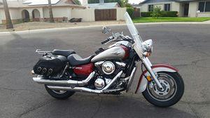 Kawasaki Vulcan 1600 motorcycle. 10K miles. for Sale in Glendale, AZ
