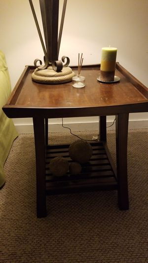 Coffee table and 2 side tables for Sale in Rockville, MD