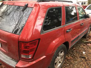 V6 bad engine jeep grand Cherokee parts Good working transmission etc. for Sale in Tacoma, WA
