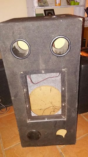 Ported box for 10s for Sale in Sanger, CA