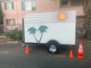 10 foot trailer for Sale in Los Angeles, CA