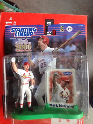 Sports action figure (Mark Maguire) for Sale in Surprise, AZ