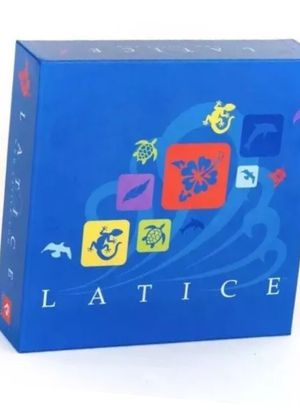 Adacio Latice Strategy Board Game The Popular New Family Board Game - Brand New! for Sale in Denver, CO