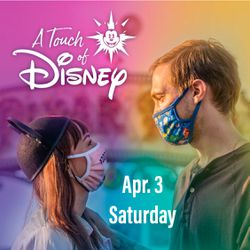 A Touch Of Disney Saturday April 3 for Sale in Newport Beach,  CA
