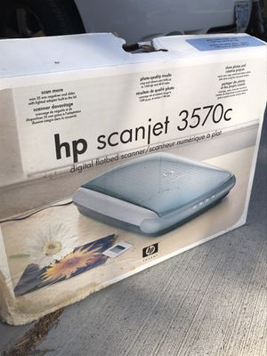 HP ScanJet 3570c for Sale in Bend, OR