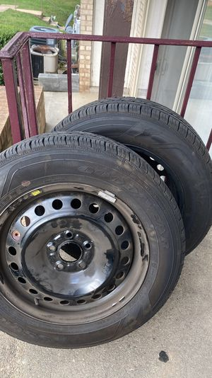 4 Goodyear Tires for Sale in Bladensburg, MD