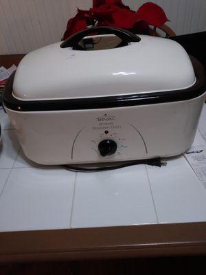 Rival 20 Quart Roaster Oven for Sale in Uxbridge, MA