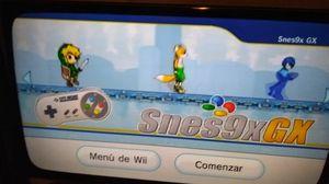 Se Instalan Juegos de Nintendo (NES) y Super Nintendo (SNES) en Consola WII 4.3 for Sale in Houston, TX