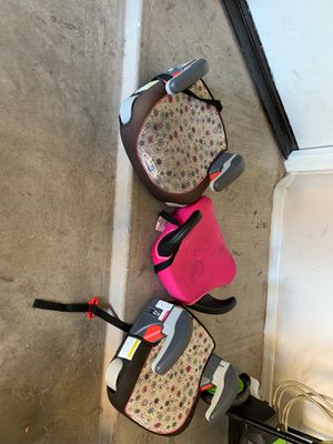 2 Graco car seats and 1 cosco car seat - $25 for all for Sale in Guadalupe, AZ