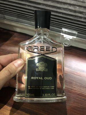 Creed Royal Oud Perfum 100 ml for Sale in Queens, NY