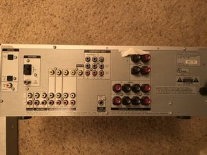 Sony STR-K5900P surround sound receiver and DVD changer for Sale in Centennial, CO