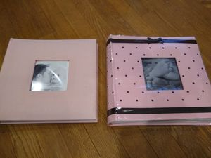 Baby girl photo books for Sale in South Corning, NY