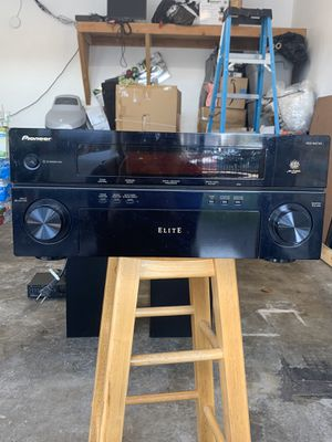 Pioneer Elite Amplifier Receiver for Sale in Santa Ana, CA