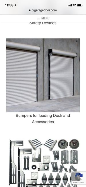 Garage Doors • Rolling Doors• Grills• Gates Openers • Folding Gates• for Sale in Miami, FL
