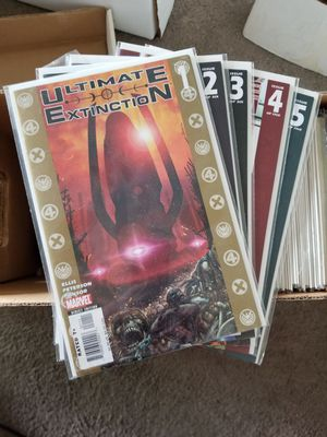 Marvel Ultimate Extinction for Sale in Santa Ana, CA