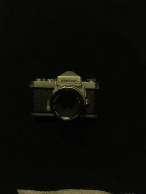 Nikon Nikkormat Camera for Sale in Mill Valley, CA