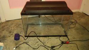 Ten gallon starter fish tank for Sale in Severn, MD