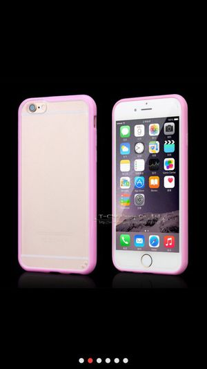 Candy Color Transparent iPhone 6 for Sale in New York, NY