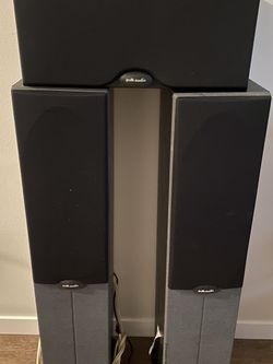 Polk Audio 3-pc Living Room Set Sound for Sale in Bothell,  WA