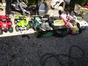 5 toys car for kids all 60$ for Sale in Miami, FL