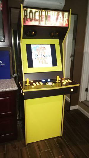Custom built arcade machine for Sale in Anaheim, CA