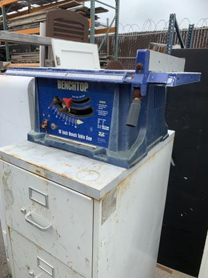 Table saw for Sale in Oceanside, CA