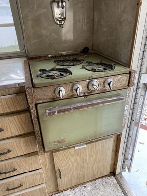 Vintage camper stove for Sale in St. Petersburg, FL