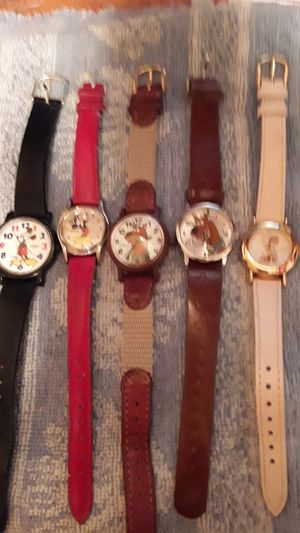 NEW& LIKE NEW CONDITION WATCHES for Sale in Vinton, IA