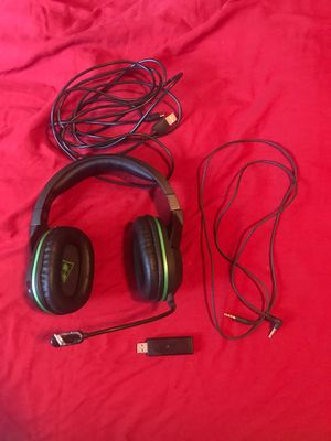 Turtle Beach Ear Force Stealth 420X Premium Fully Wireless Gaming Headset for Xbox One for Sale in Fairburn, GA