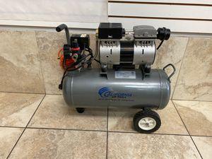 California Air Tools 6310 ultra quiet air compressor 6gal for Sale in Wilton Manors, FL