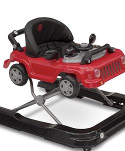 Jeep Wrangler Activity Walker, Red for Sale in North Brunswick Township,  NJ