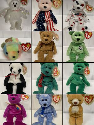 Beanie baby galore! for Sale in Berkeley, CA