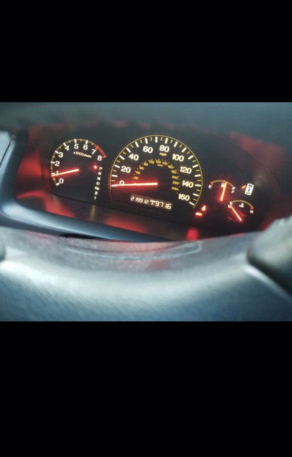 Honda accord 2004 v6