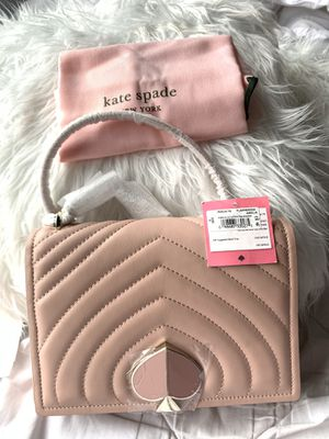 Kate Spade Amelia quilted mini leather shoulder bag for Sale in San Francisco, CA