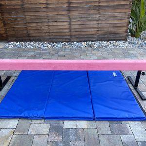 Gymnastic Balance Beam and Bar for Sale in Walnut Creek, CA