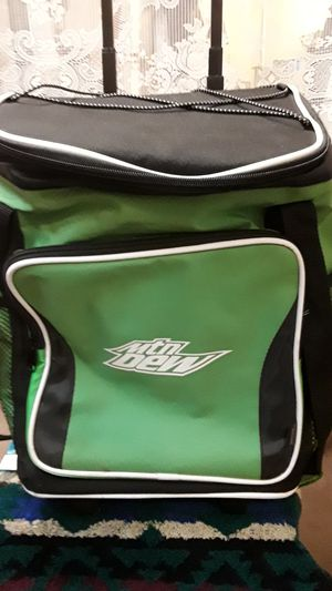 Promotional Mountain Dew Traveling Cooler for Sale in Las Vegas, NV