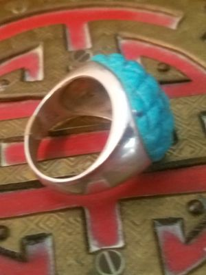 925 Stamped Silver Antique Chinese Ring for Sale in Fairfax, VA