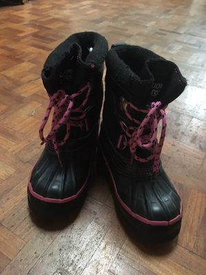 Snow boots, Thermolite, kids size 11 for Sale in San Diego, CA